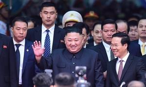 Những từ khóa hot nhất trên Google Việt Nam về sự kiện Mỹ - Triều