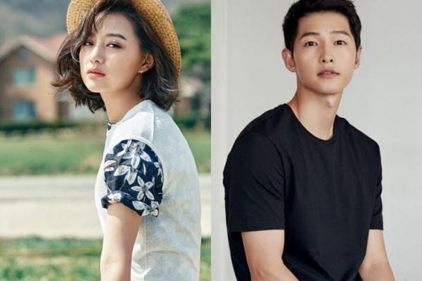 Cặp đôi Kim Ji Won - Song Joong Ki có phim phát sóng trong năm 2019.