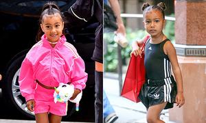'Công chúa' nhà cô Kim gây tranh cãi vì mới 5 tuổi đã 'chín ép'