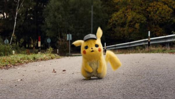 Pikachu đóng vai trò nhân vật chính trong phần phim này.
