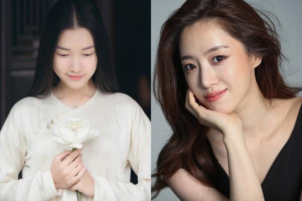 Eun Jung và Ngọc Trân tham gia vào Nàng thơ xứ Huế.