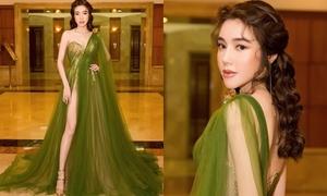 Elly Trần đẹp tựa nữ thần trong ngày trở lại showbiz sau 4 năm