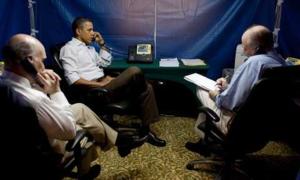 Lều an ninh tuyệt mật của Tổng thống Mỹ