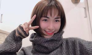 Hòa Minzy được khen 'trẻ ra cả chục tuổi' nhờ cắt tóc búp bê