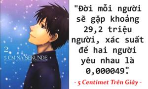 14 triết lý tình yêu 'đỉnh cao' trong vũ trụ manga và anime