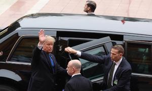 Mật vụ Mỹ bảo vệ Tổng thống Trump tại Hà Nội như thế nào