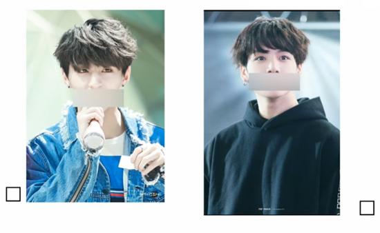 Tinh mắt phân biệt các thành viên BTS