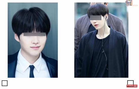 Tinh mắt phân biệt các thành viên BTS - 2
