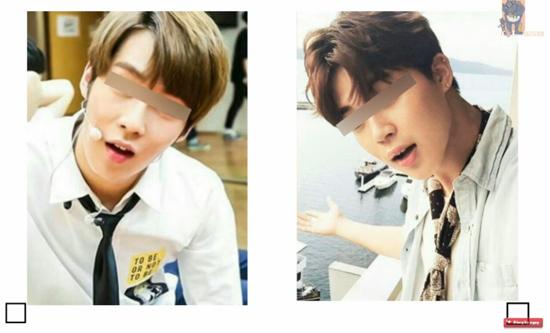 Tinh mắt phân biệt các thành viên BTS - 3