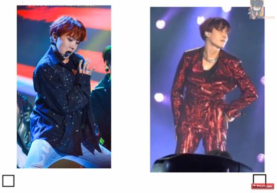 Tinh mắt phân biệt các thành viên BTS - 5