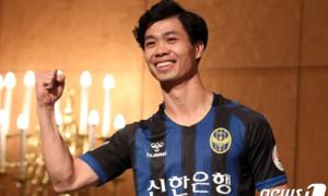 Báo Hàn chọn Công Phượng là tân binh đáng chú ý nhất K-League