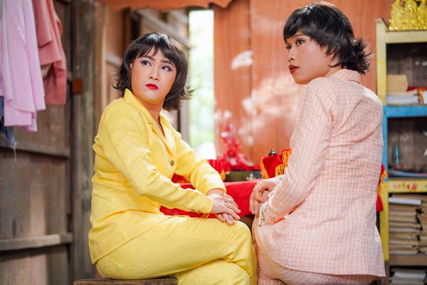 Học Huỳnh Lập & Quang Trung 1001 cách phá đám cưới trong Vu Quy Đại Náo
