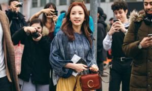 Bị chê 'thần tượng hết thời', Dara vẫn đắt show tại Paris Fashion Week