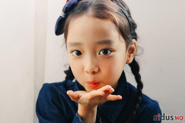 Lee Go Eun được kỳ vọng sẽ thành tiểu mỹ nhân trong tương lai.