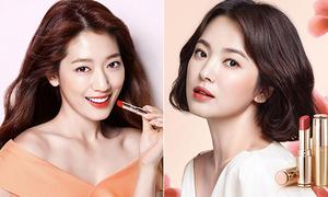 4 mỹ nhân Hàn là 'nữ hoàng quảng cáo son môi'