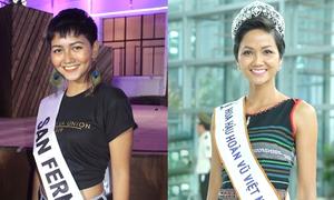 Cô gái Philippines gây bất ngờ vì giống hệt H'Hen Niê