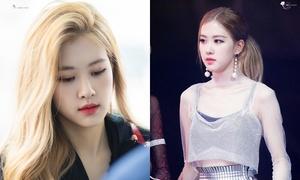 Rosé (Black Pink) - nữ idol mỗi lần đổi kiểu tóc là lại khiến fan 'xao xuyến'