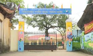 Thầy giáo ở Bắc Giang bị tố dâm ô nhiều học sinh tiểu học