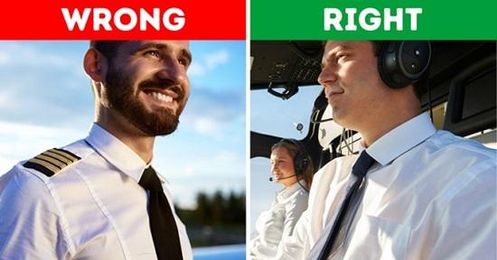 Tại sao phi công không được để râu? - 7