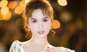 Ngọc Trinh muốn làm đệ tử kế thừa vai đả nữ của Ngô Thanh Vân