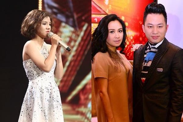Tùng Dương, Thanh Lam từng có những nhận xét khắt khe với Minh Như ở X-Factor 2016.