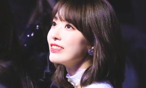 Nhan sắc như 'tiên tử' của Sakura (IZONE) khiến netizen được 'rửa mắt'