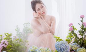'Sao Mai' Tuyết Nga đẹp mơ màng trong MV mới