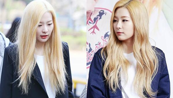Thực tế các idol Hàn muốn có kiểu tóc đẹp hoàn hảo đều phải nhờ đến các chuyên gia. Nhiều người từng khiến người hâm mộ ngỡ ngàng khi lộ mái tóc thật không hề óng mượt như tưởng tượng.