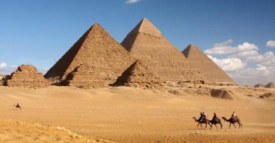 Khám phá bí mật Kim tự tháp Ai Cập - 9