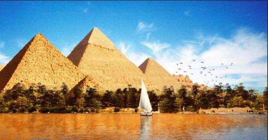 Khám phá bí mật Kim tự tháp Ai Cập - 1