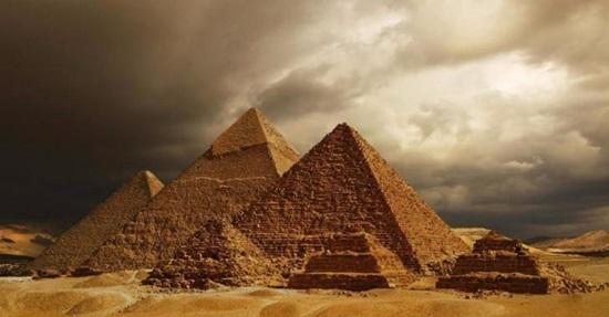 Khám phá bí mật Kim tự tháp Ai Cập - 3