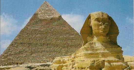 Khám phá bí mật Kim tự tháp Ai Cập - 5