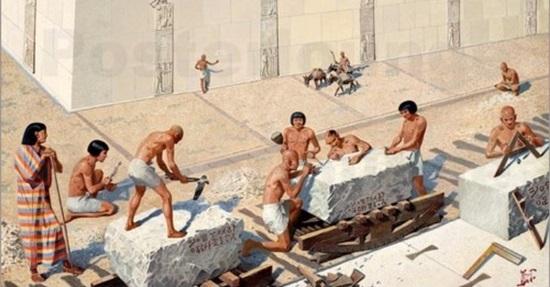 Khám phá bí mật Kim tự tháp Ai Cập - 6