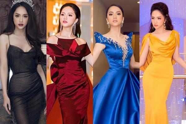 Hương Giang sau một năm đăng quang Miss International Queen - 10
