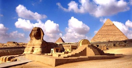 Khám phá bí mật Kim tự tháp Ai Cập - 8