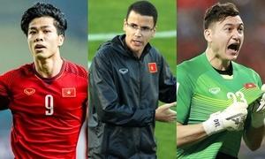HLV thể lực Willander Fonseca: 'Tôi không thể chọn cầu thủ xuất sắc nhất tuyển Việt Nam'