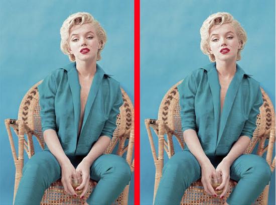 Người đẹp Marilyn Monroe có gì khác lạ? (3) - 2