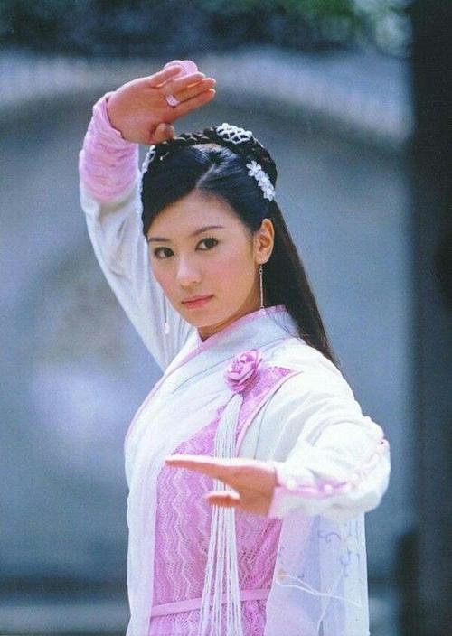 Nếu như Lê Tư khiến khán giả nhớ ngay đến Ỷ thiên đồ long ký 2000 thì Giả Tịnh Văn là nhân tố thành công của phiên bản 2003.
