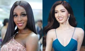 Đại diện Mỹ đăng quang, Nhật Hà trượt top 3 HH Chuyển giới Quốc tế 2019