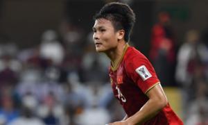 Quang Hải được chọn làm đội trưởng U23 Việt Nam