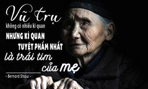 Đọc những câu nói về mẹ đi, bạn sẽ khóc đấy!