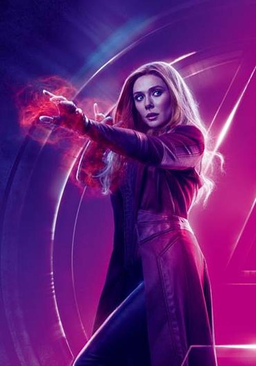 Nhân 8.3, điểm danh những chị đại ngầu nhất vũ trụ điện ảnh Marvel - 1