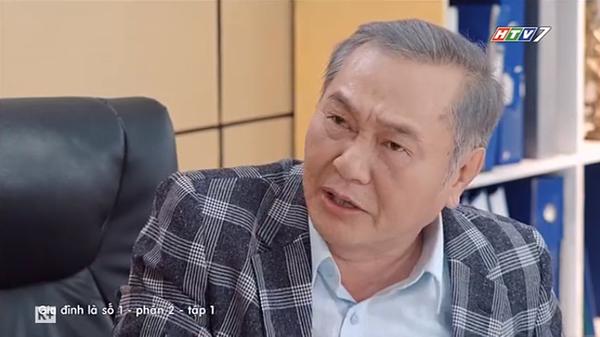 Nhân vật ông Tú Tài do nghệ sĩ Anh Tuấn thể hiện.