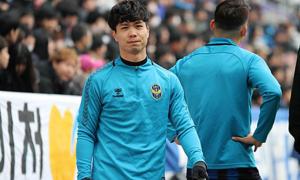 Báo Hàn: Công Phượng sẽ được đá chính tại vòng 2 K-League