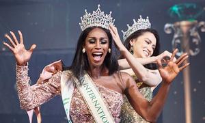 Nhan sắc tân Hoa hậu Chuyển giới Quốc tế