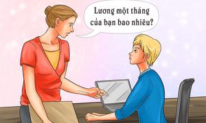 6 câu hỏi cần tránh để không bị chê 'vô duyên'