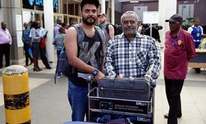 Vụ máy bay rơi ở Ethiopia: Một hành khách thoát chết vì... lỡ chuyến