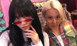 Instagram sao Hàn 10/3