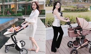 3 cặp 'mẹ đẹp - con xinh' sành điệu của showbiz Việt