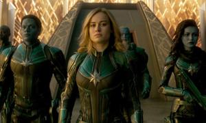 Sau 3 ngày công chiếu, 'Captain Marvel' thu về 60 tỷ đồng tại Việt Nam